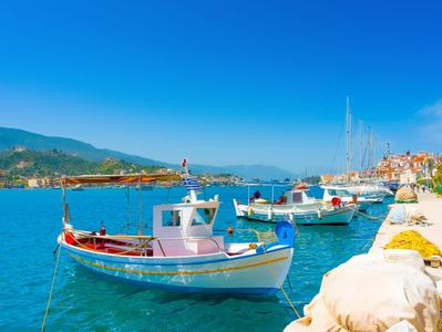 Aegina Poros and Hydra One Day Cruise from Athens