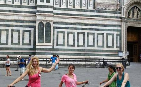 Florence 2-Hour Sightseeing Tour by Bike