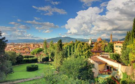 Florence: 3-Hour Public Gardens Walking Tour