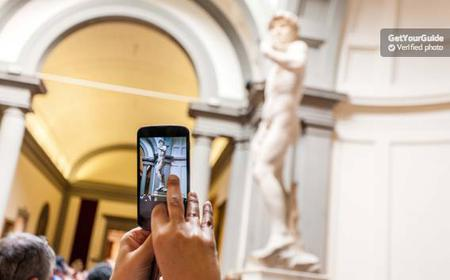 Skip the Line: Michelangelo's David Guided Tour