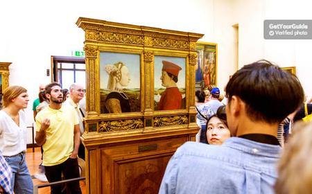 Skip the Line: The Uffizi Gallery Ticket and Tour