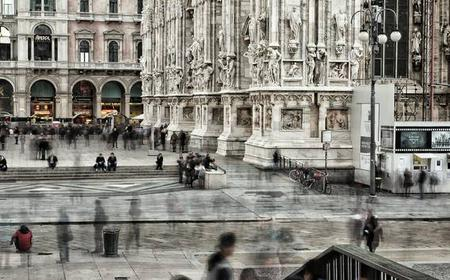 Milan: Private Welcome Tour w/ a Local