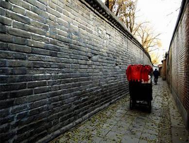 Beijing: Half-Day Hutong Rickshaw Tour