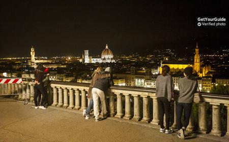 Florence at Night 3-Hour Panoramic Tour with Dinner