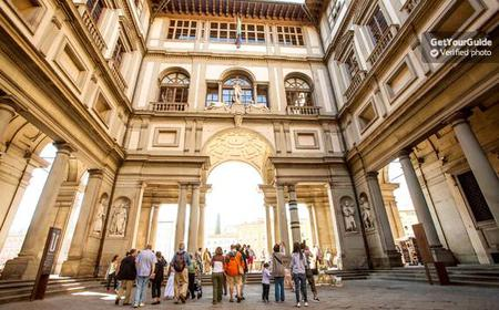 Florence Walking Tour and Skip-the-Line Uffizi Gallery