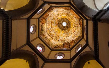 Florence: Duomo Tour with Museum, Crypt & Dome Ticket
