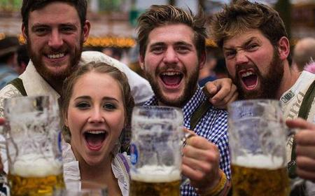 Munich: Oktoberfest 2017