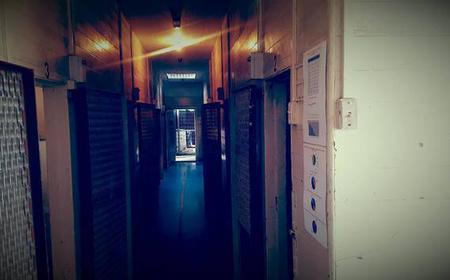Napier Prison Self-Guided Audio Tour
