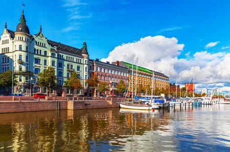 Shore Excursion: Panoramic Helsinki and Seurasaari Open-Air Museum