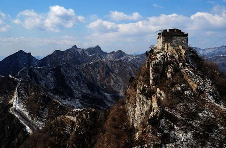 Jiankou Great Wall of China Full-Day Private Hike
