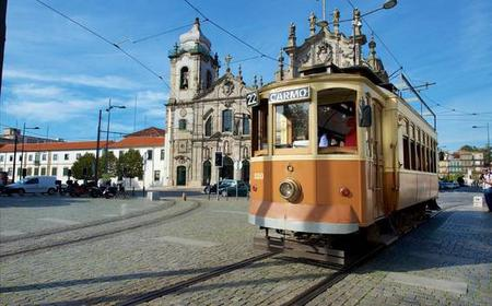 Porto: 3-Hour Private Historical Tram Tour