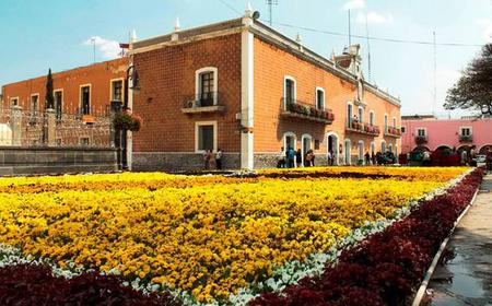 From Puebla: Full-Day Atlixco Magical Town Tour