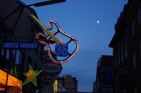 Small-Group St Pauli Reeperbahn And Red Light District Nighttime Walking Tour in Hamburg