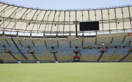 Rio de Janeiro: Behind the Scenes of Maracana Stadium