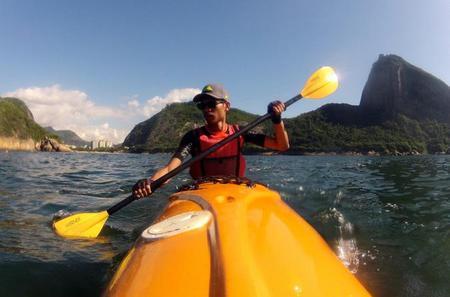 Ocean Kayaking Tour in Rio de Janeiro
