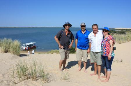 Coorong National Park Wildlife Cruise from Goolwa Including Lunch