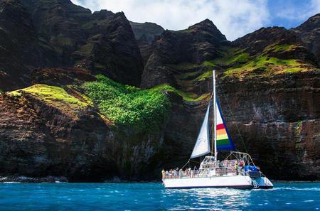 Deluxe Na Pali Snorkel Tour On Kauai With Optional SCUBA