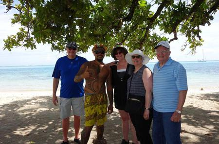 Full-Day Moorea Cultural Tour