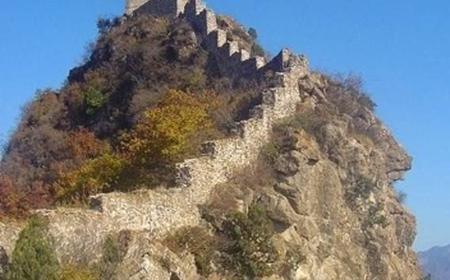 Hike and Bike the Simatai Great Wall: Private, 2 Day Tour