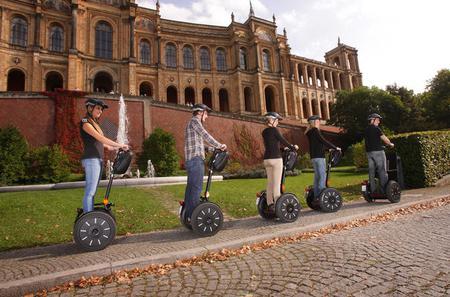 Munich 2-Hour Segway Tour: Historic Center and English Garden