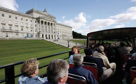Belfast Hop-On Hop-Off Tour: 48-Hour Tickets
