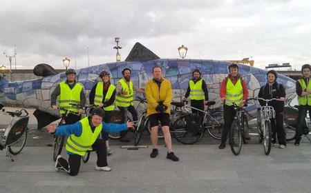 Belfast: Cycle Tour of Titanic Quarter and City Center