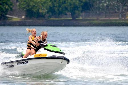 Private Tour: Water Sports Adventure in Bentota