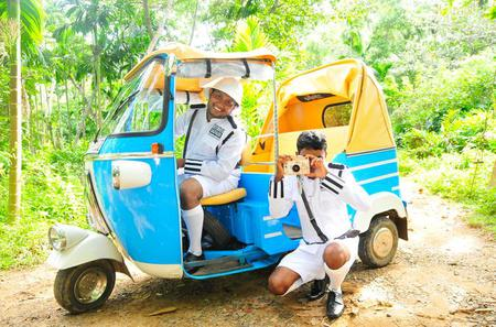 Private Day Tour: Colombo Tuk Tuk Safari