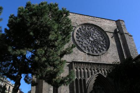 Barcelona Guided Tour of The Basilica del Pi and its Bell Tower