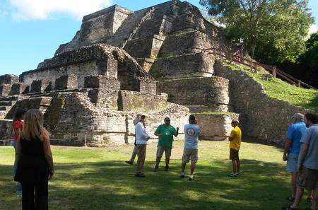 Altun Ha and Belize City Tour