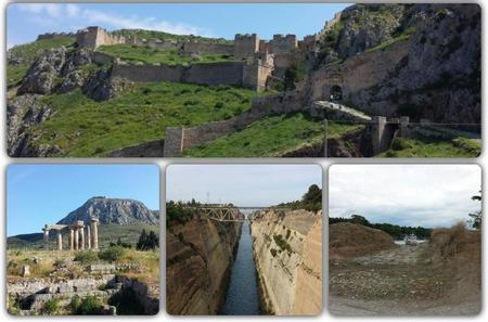 Ancient Corinth Private Tour from Corinth