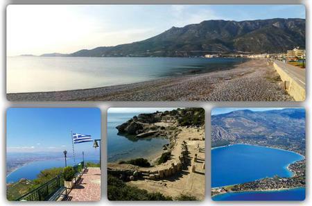 Loutraki Private tour from Corinth