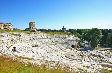 Ancient Syracuse: Archaeological Park small-group walking tour