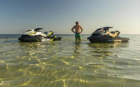 Ibiza: 90-Minute Jet Ski Tour to Atlantis
