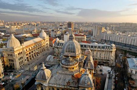 Half-Day Authentic Walking Tour of Bucharest