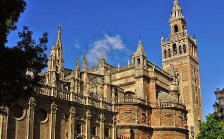 Seville Guided Tour into Cathedral and Giralda