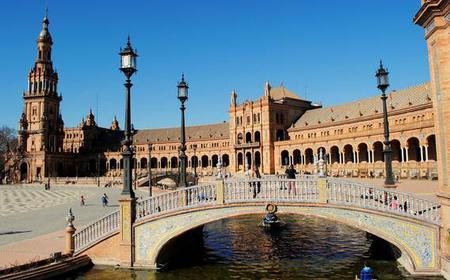 Private Tour: Jewish Quarter and Plaza de España
