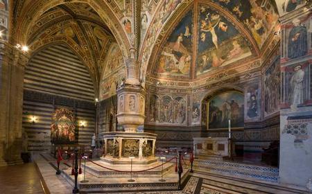 Siena Duomo Complex: Entrance Ticket