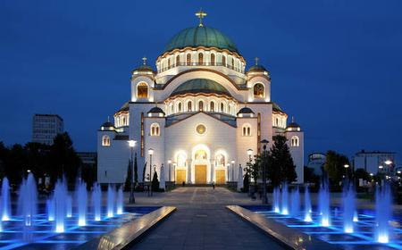 Belgrade City Highlights Half-Day Sightseeing Tour