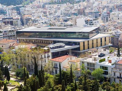 New Acropolis Museum Walking Tour