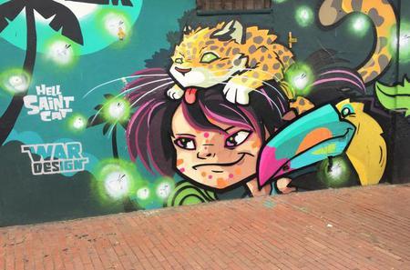 Private Graffiti Tour in Bogota