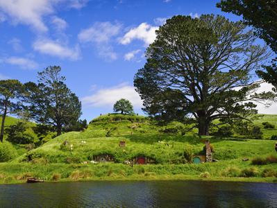 Waitomo and Hobbiton Experience - One Way Trip to Rotorua from Auckland