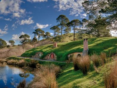 Hobbiton Movie Set Tour - Full Day Express Trip from Auckland