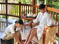 Bali Afternoon Rafting with 1 Hour Spa Treatment and Dinner