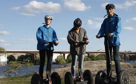 Stockholm Highlights: Segway Tour
