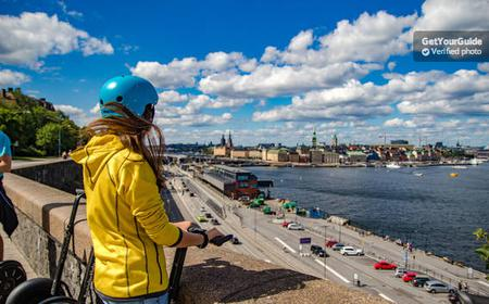 Stockholm Heights and Shoreline: 2-Hour Segway Tour