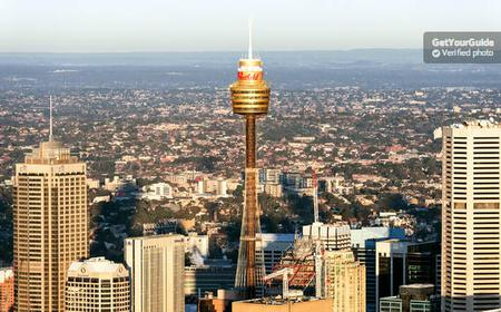 Sydney Tower Eye with Observation Deck