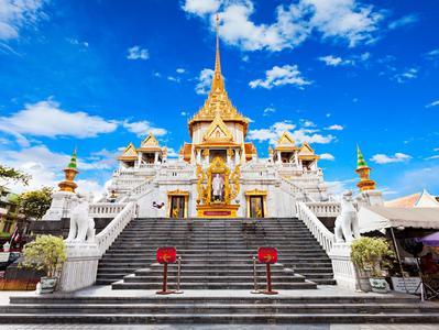 Bangkok Temples Half Day Tour