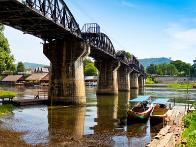 Bridge Over the River Kwai - Full Day Tour from Bangkok