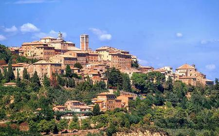 Montalcino, Pienza and Montepulciano Full-Day Wine Tour